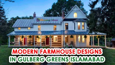 Photo of Modern Farmhouse Designs in Gulberg Greens Islamabad