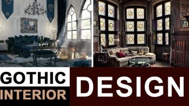 Photo of Modern Gothic Interior Design Ideas
