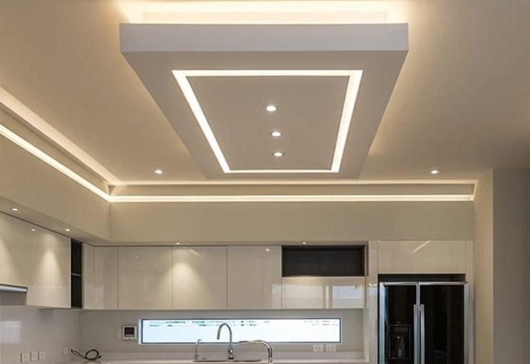 Modern Kitchen Ceiling Design
