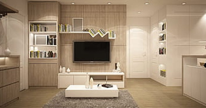 Simple Designs for Drawing Rooms