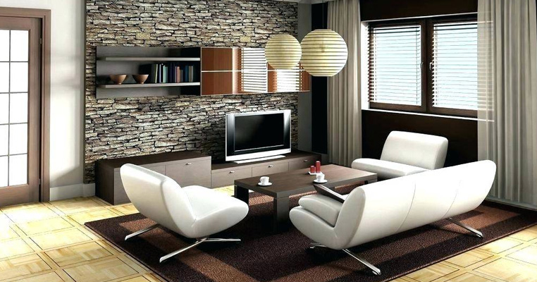 Simple Drawing Room Decor