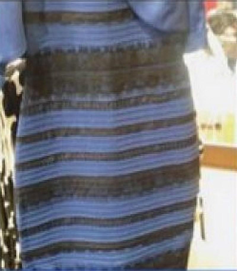 The Dress Breaks Internet
