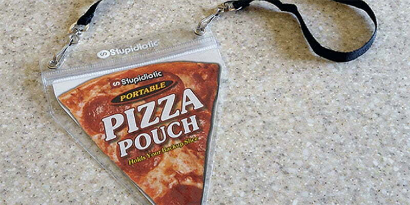 The Pizza Pouch Invention