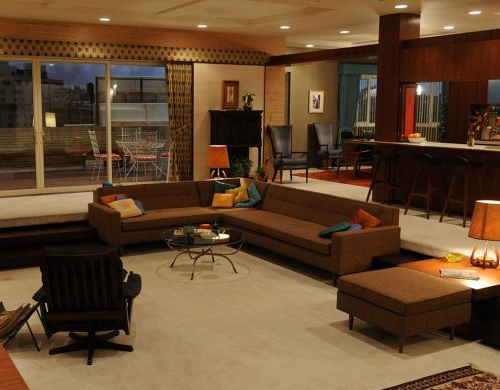 Trending 1960s Home Interior Design