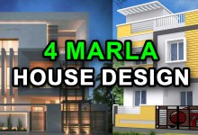 4 Marla House Design