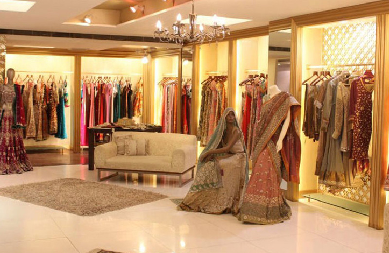 Boutique Shop Interior Design