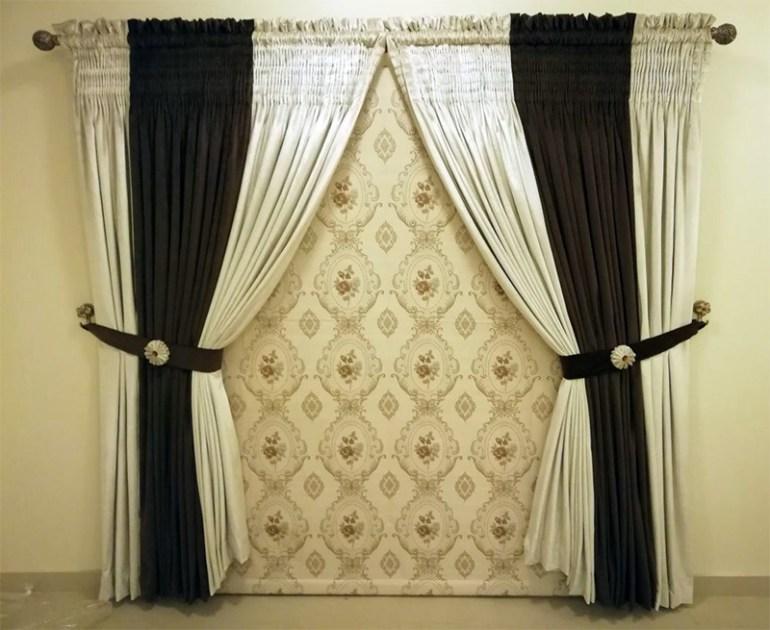 Curtain Design Ideas in Pakistan