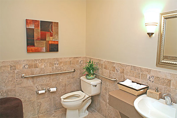 Dental Office Bathroom Design
