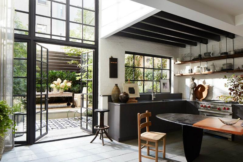 Elegant Townhouse Interior Design