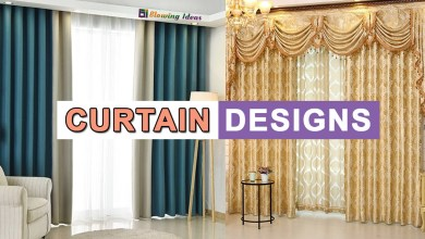 Photo of Latest Curtain Designs for a window