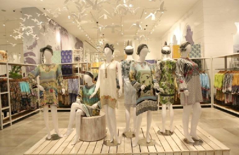Outlet Shop Interior Design