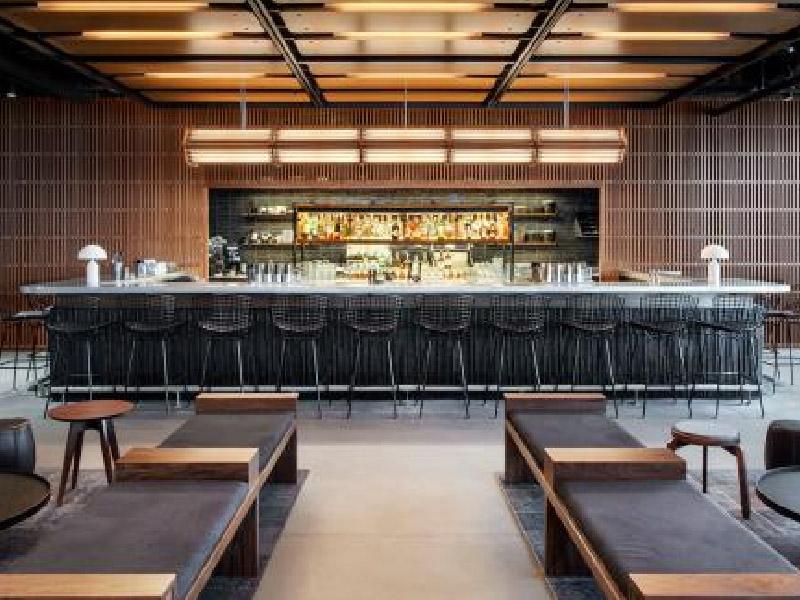 Restaurant Ceiling Design