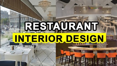 Photo of Mind-Blowing Restaurant Interior Design Ideas