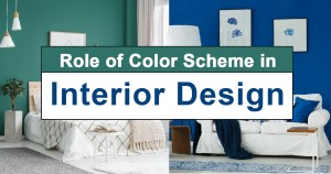 Role of Color Scheme in Interior Design