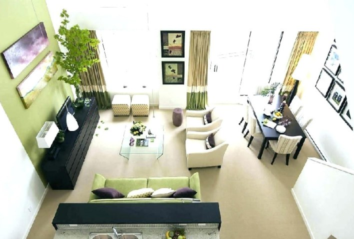 Simple Interior Style of Living Room