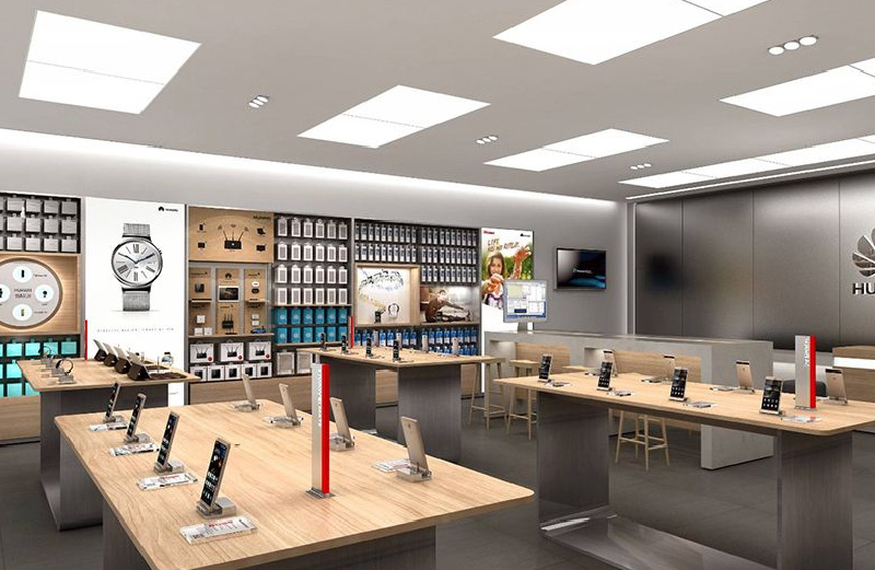 SmartPhone Shop Interior Design