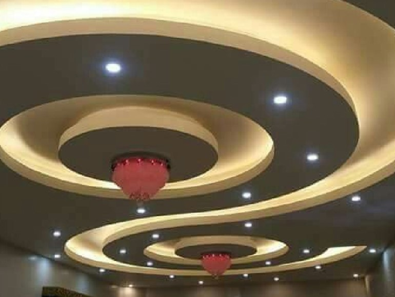 pop ceiling decoration