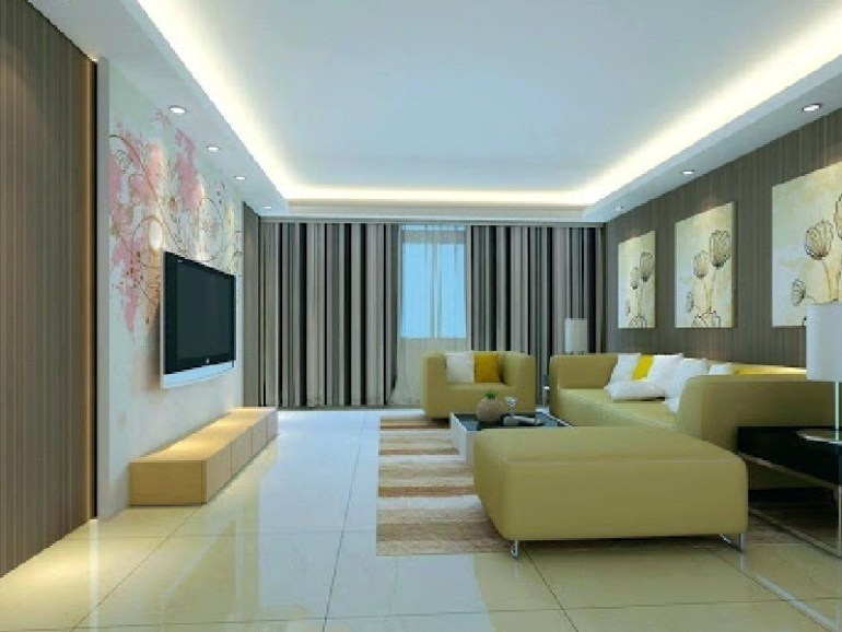 simple ceiling design
