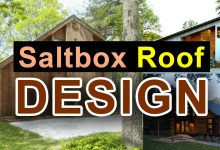 Photo of 15+ Modern Saltbox Roof Design Ideas