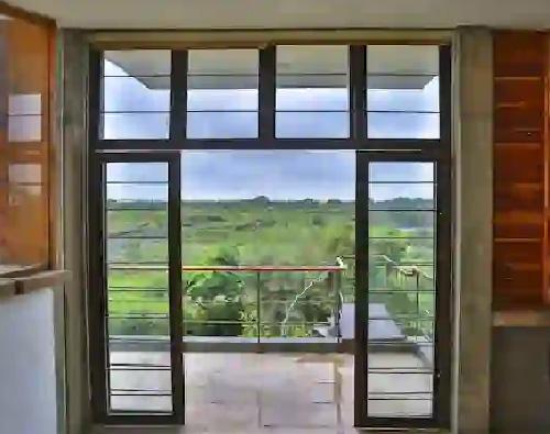 Bungalow Window Door