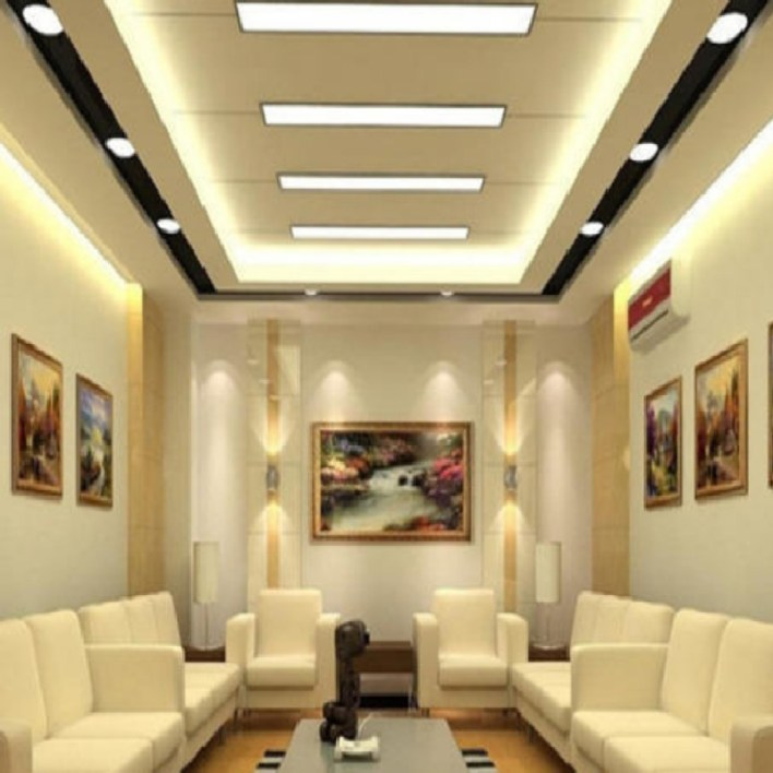 Drawing Room LED Lights Ceiling
