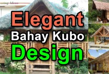 Photo of Elegant Bahay Kubo Design Ideas