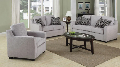 Elegant Sofa Set Design