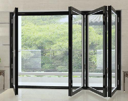 Folding Bungalow Window