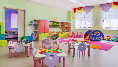 Junior Classroom Interior
