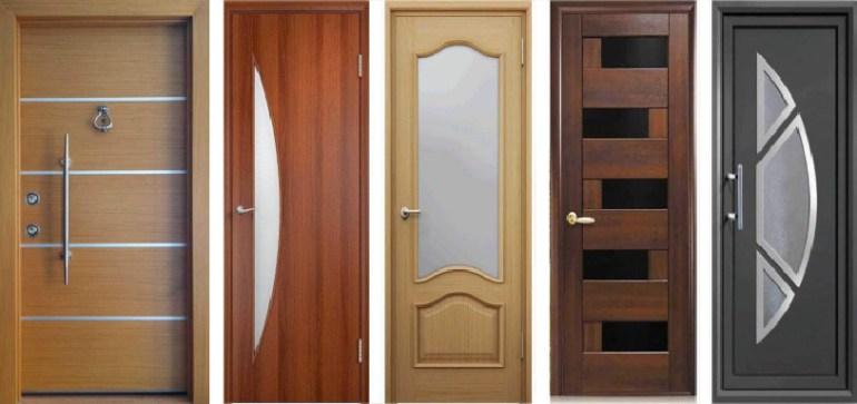 Modern Wooden Door Design