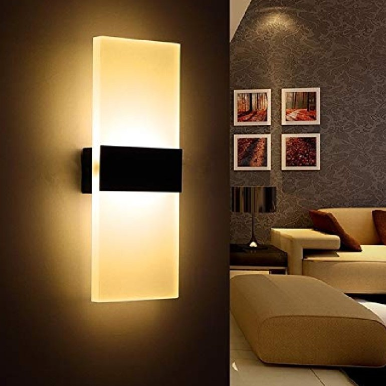 Rectangle Wall LED Light