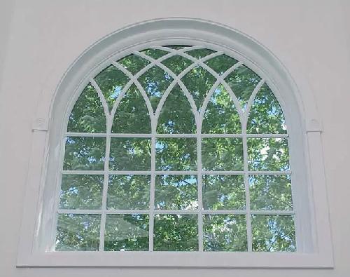 Round Arch Window Design