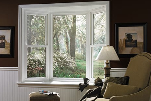 Simple Bay Window Ideas