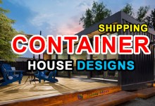 Photo of Top 10 Best Shipping Container House Designs