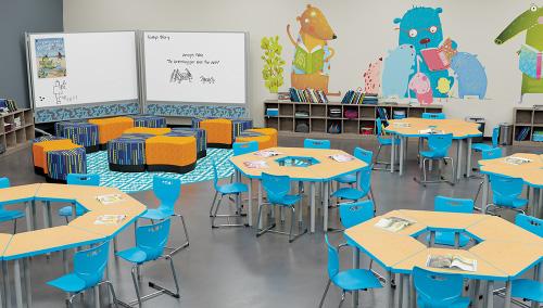 Unique Classroom Design
