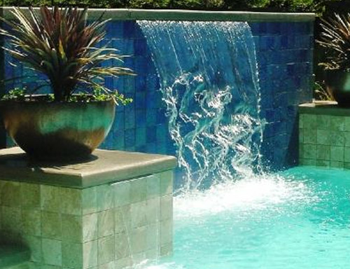 Waterfall Walls Outdoor