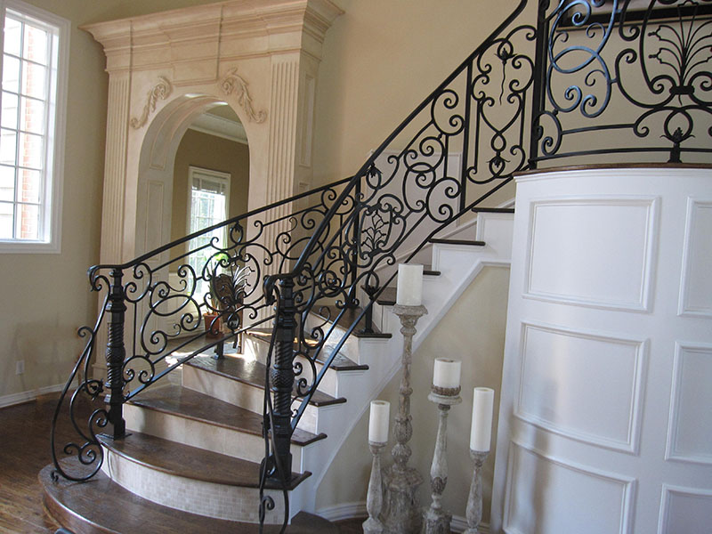 Stair Railing Luxury Design