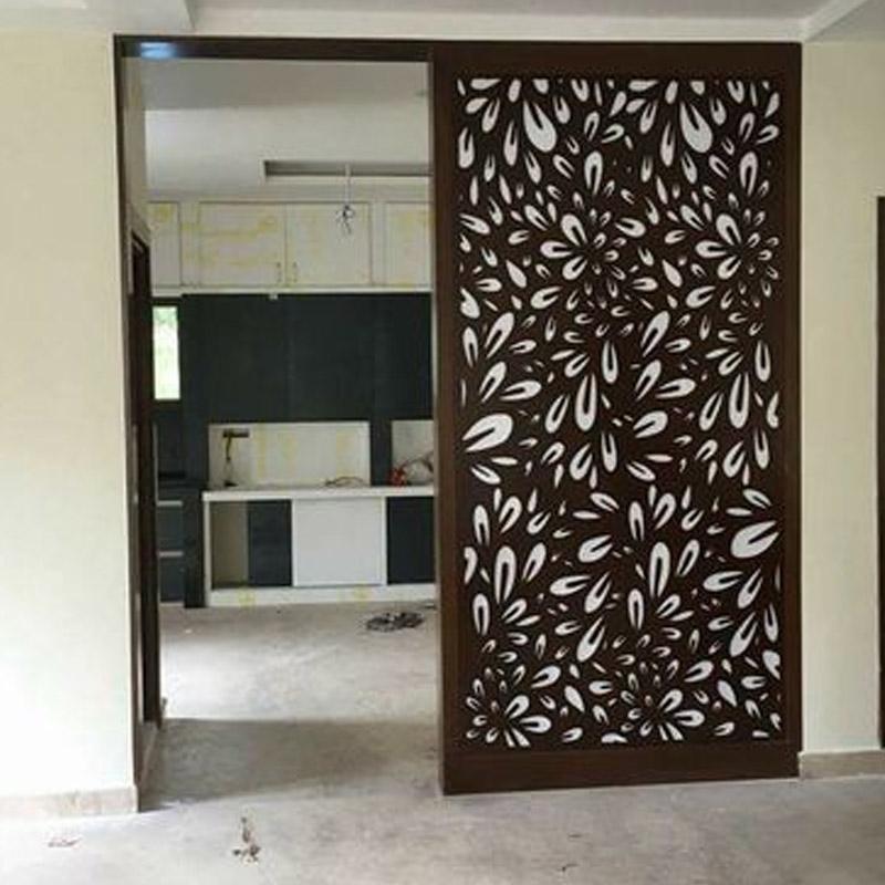 Kitchen Door Jali Design