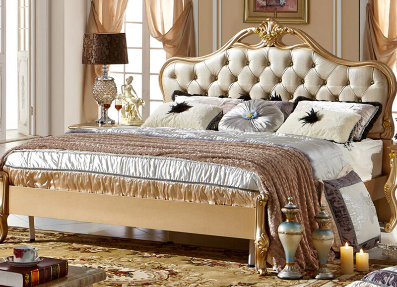 Luxurious Bed Ideas