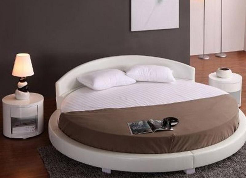Round Bed Design