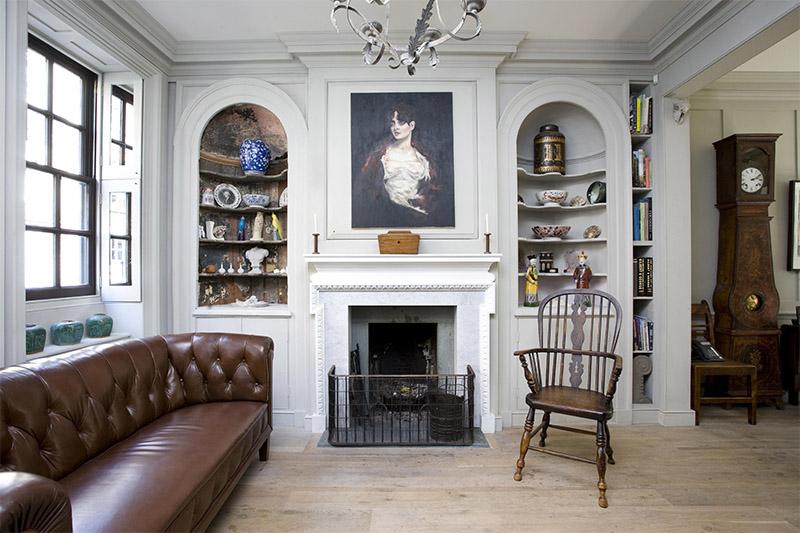 Simple Georgian Interior Design