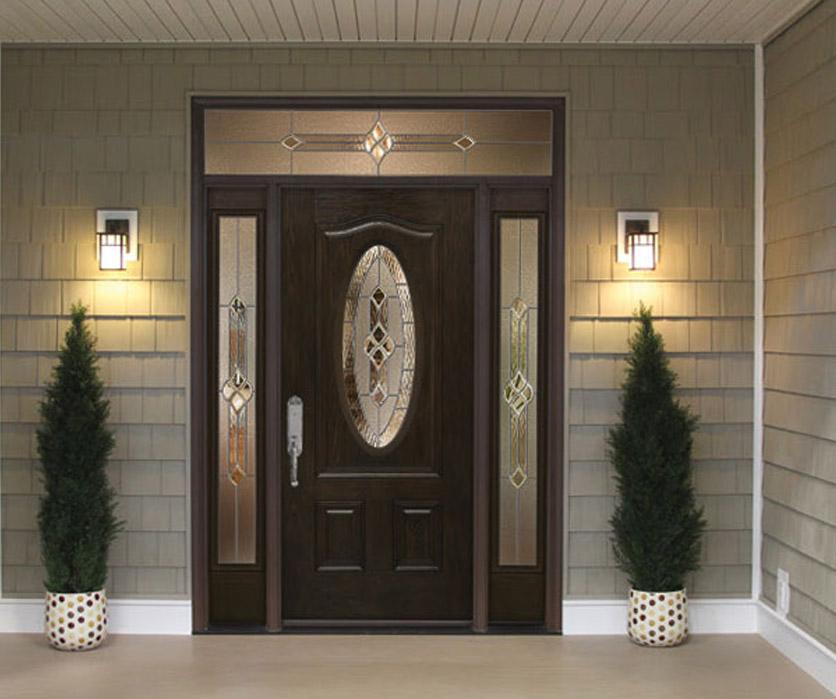 Entry Door Styles