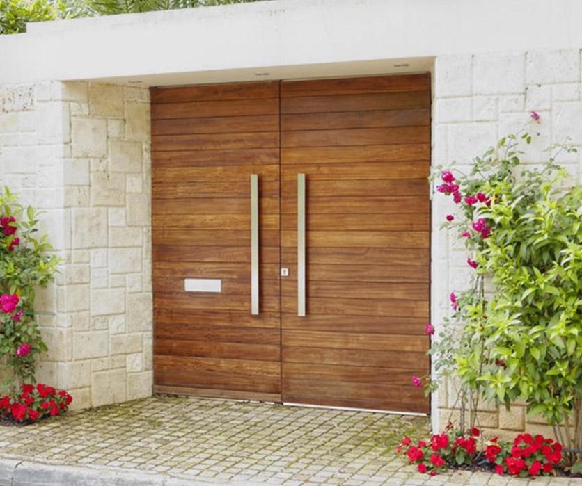 Stylish Main Gate