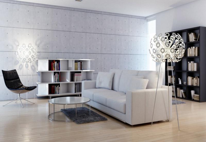 LED Living Room Lighting