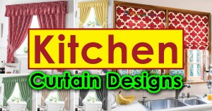 Best Kitchen Curtain Design Ideas