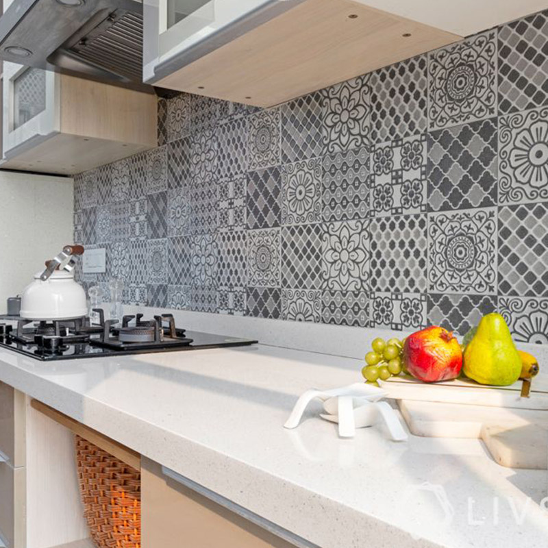 Kitchen Wall Tile Design