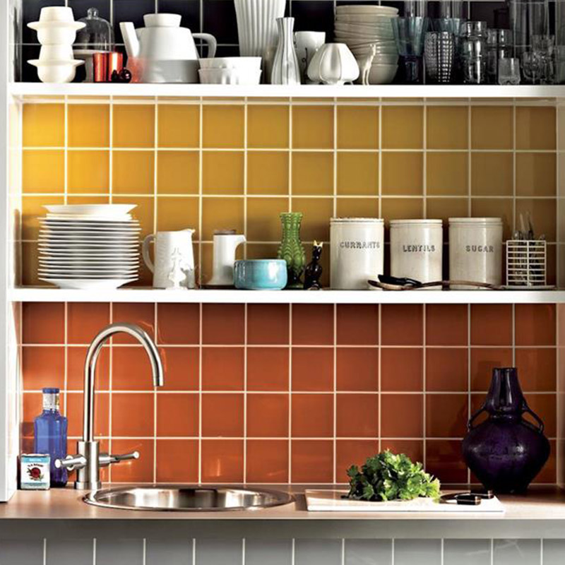Prismatic Kitchen Wall Tiles