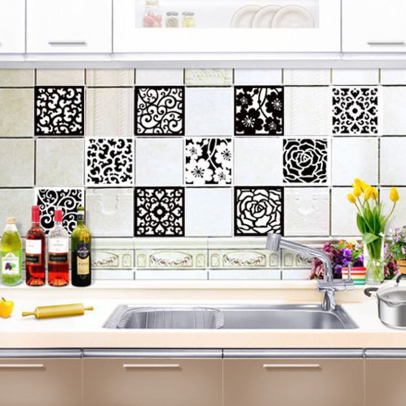 Unique Kitchen Tiles