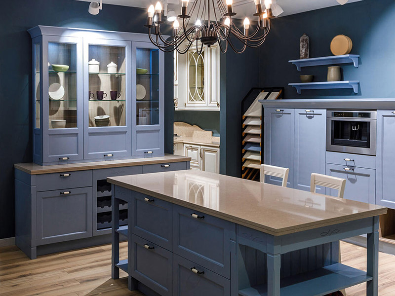 Best Kitchen Cabinet Colour Combinations