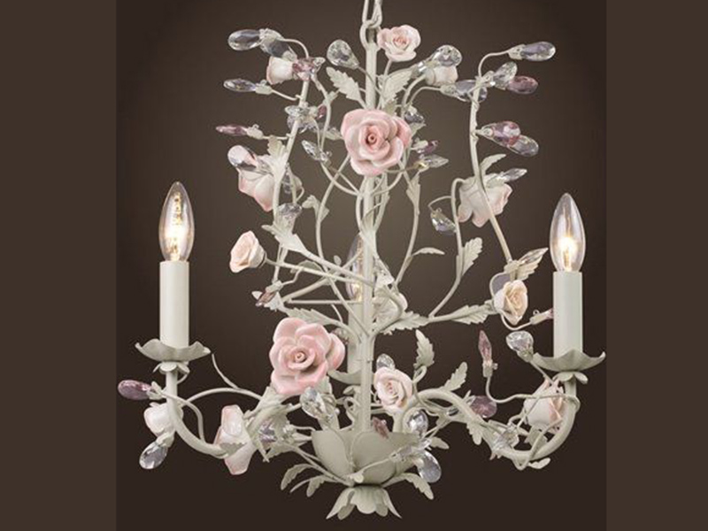 Classic Beautiful Chandelier Candle Style